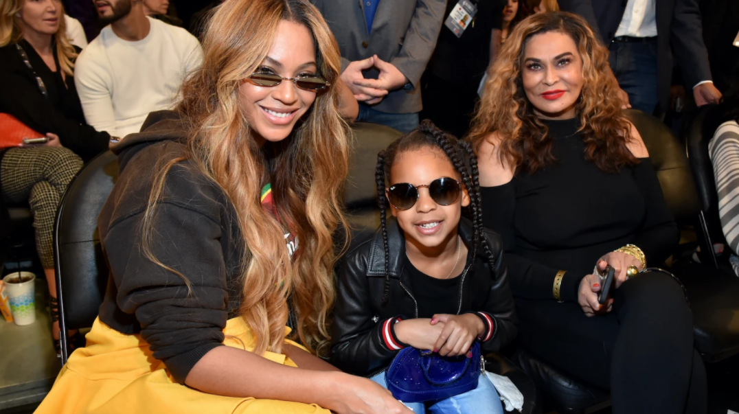 Read more about the article Beyoncé Secures Trademarks for Blue Ivy's Name After Legal Battle